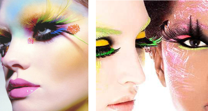 extreme eye makeup