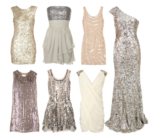 Sequin_Dresses